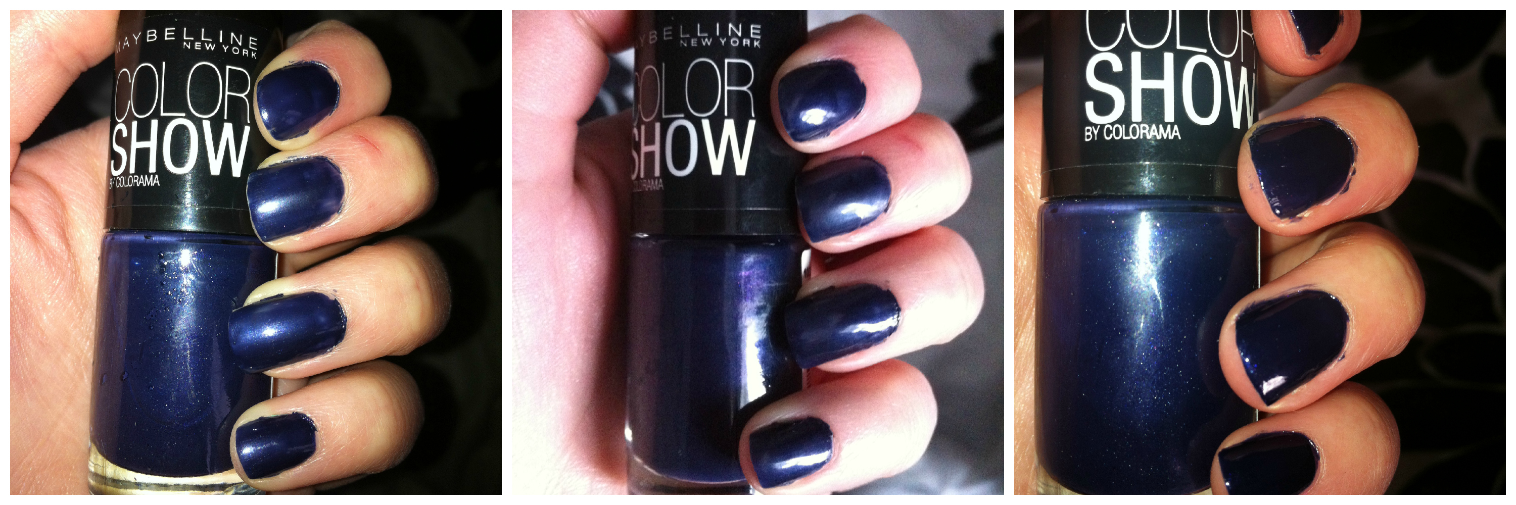 maybelline color show by colorama nail color the glamour nazi. Black Bedroom Furniture Sets. Home Design Ideas