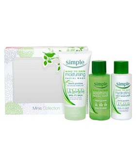 Simple Kind to Skin Minis