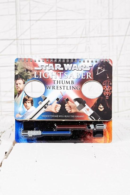 Star Wars Lightsaber Thumb Wars