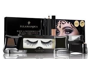 Illamasqua Black Christmas Gift Set
