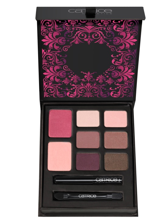 Catrice Arts Collection Eyes and Face Palette