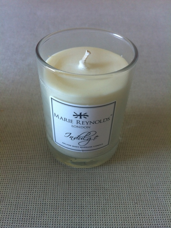 Marie Reynolds London AromaWax Therapy Candle - Liv