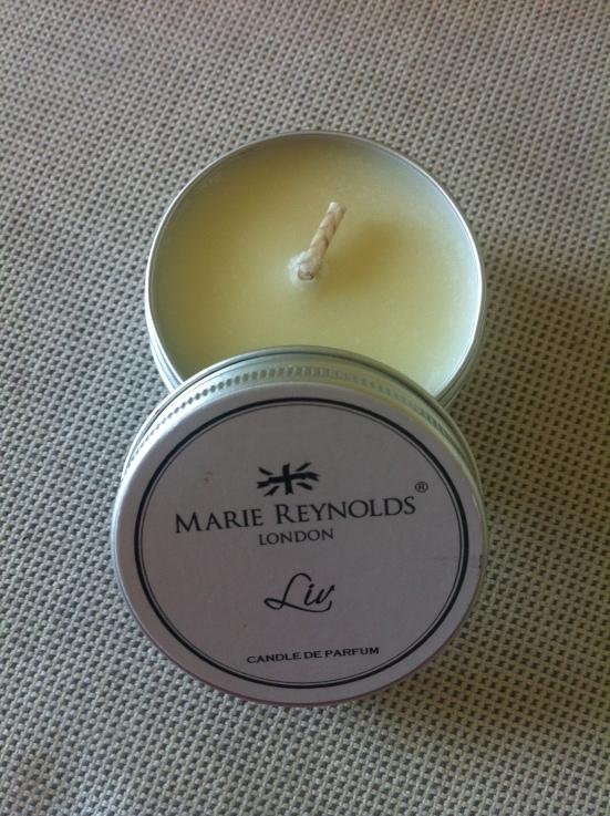 Marie Reynolds London AromaWax Treatment Candle - Liv