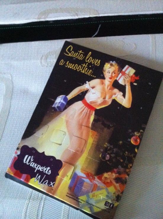 Waxperts Advent Calendar