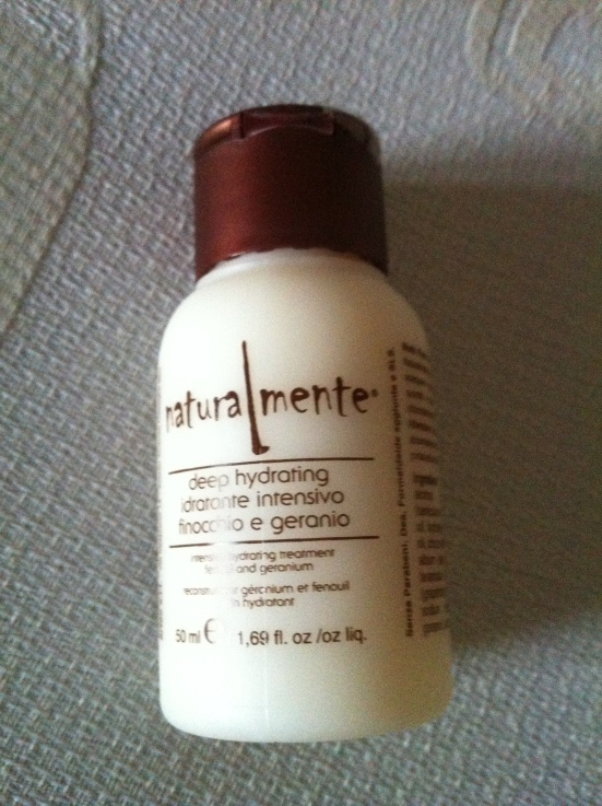 Naturalmente Deep Hydrating