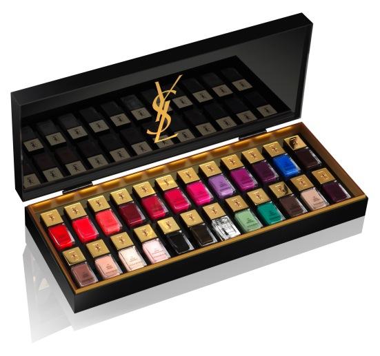 Yves Saint Laurent La Laque Colour Collection
