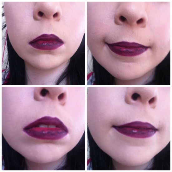 Mac Lip Pencil - Nightmoth