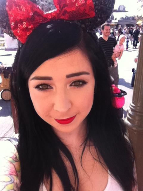 Friday Face: 31st January 2014 Disney Edition